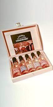 Schwäbischer Whisky Miniatur Sammelbox