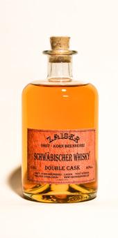Schwäbischer Whisky Double Cask