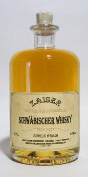 Schwäbischer Whisky Single Grain