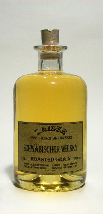 Schwäbischer Whisky Roasted Grain