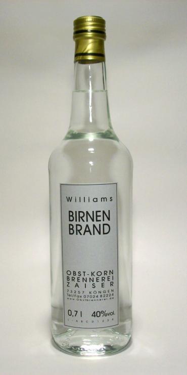 Williams Birnenbrand