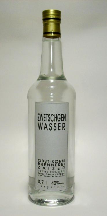 Zwetschgenwasser